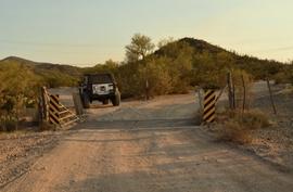 Millsite Canyon Trail - Waypoint 1: TRAILHEAD FR1900