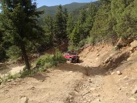 Red Elephant Hill - Waypoint 2: Shelf Road