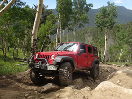 Red Elephant Hill - Waypoint 15: Obstacle