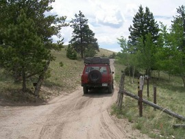 Aspen Ridge - Waypoint 12: Seasonal Gate