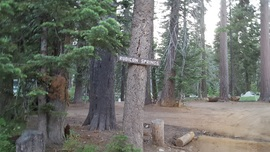 The Rubicon Trail - Waypoint 19: Rubicon Springs (Restrooms)