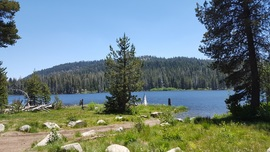 The Rubicon Trail - Waypoint 28: Miller Lake