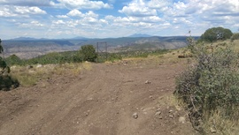 Casner Mountain Trail - Waypoint 7: Top