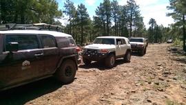 Muddy Rocky Road - Waypoint 2: Rocky road