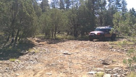 Rocky Sidewinder / 153A - Waypoint 2: South Spur