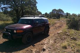 Rocky Sidewinder / 153A - Waypoint 14: Schnebly Hill West