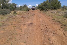 Rocky Sidewinder / 153A - Waypoint 9: Big Rocks