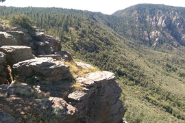 Rocky Sidewinder / 153A - Waypoint 8: Seanic Overlook