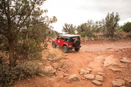 FS152 - Dry Creek Road - Waypoint 8: Tight Left Turn