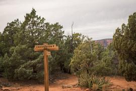 FS152 - Dry Creek Road - Waypoint 3: Chuckwagon Trail