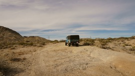 Mojave Road - Waypoint 4: Obstacle
