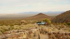 Mojave Road - Waypoint 21: Fort Piute