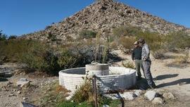Mojave Road - Waypoint 52: Marl Springs