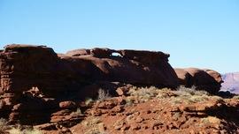 Lockhart Basin - Waypoint 30: Scenic and Begin Shelf Road