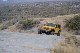 Charouleau Gap / FR# 736 - Waypoint 8: Mini Moab - Kiss Rock Optional