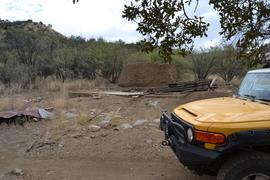 Charouleau Gap / FR# 736 - Waypoint 24: Coronado Camp
