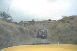 Charouleau Gap / FR# 736 - Waypoint 31: Dangerous Rocky Hill Climb