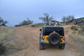Charouleau Gap / FR# 736 - Waypoint 35: Shortcut Road