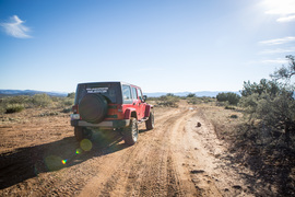 Outlaw Trail - Waypoint 8: Stay Right, Then Sharp Left Turn on FS9549