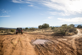 Outlaw Trail - Waypoint 10: Stay Left