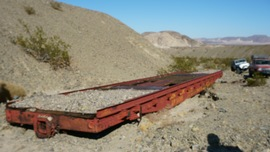 Mojave Road - Waypoint 61: Train Car
