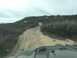 2N47 - Cleghorn Ridge - Waypoint 12: Stay Left & Punch Bowl
