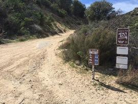 2N47 - Cleghorn Ridge - Waypoint 1: East Trailhead