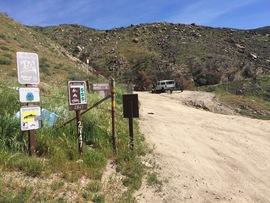 2N47 - Cleghorn Ridge - Waypoint 15: Trail End