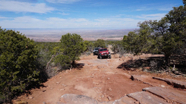 Top of the World - Utah - Waypoint 6: Optional Lines Obstacles