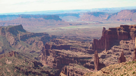 Top of the World - Utah - Waypoint 9: Top of the World Viewpoint