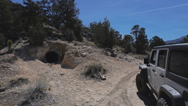 2N01 - Broom Flat - Waypoint 11: Old Mine Shaft / End