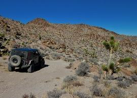 Badger Valley Loop Nevada - Waypoint 13: Medsger Pass