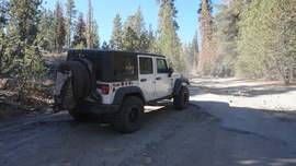26E219 - Bald Mountain - Waypoint 1: Blad Mountain Trailhead