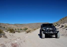 Badger Valley Loop Nevada - Waypoint 7: Shooting Gallery Petroglyphs