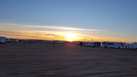 Camping & Lodging: Imperial Sand Dunes Recreation Area - Glamis  - Brawley, California