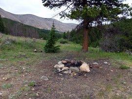 Camping & Lodging: Birdseye Gulch - Leadville, Colorado