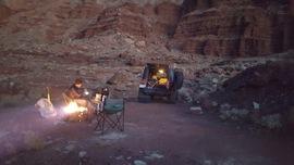 Camping & Lodging: Lockhart Basin - Moab, Utah