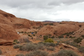 Camping & Lodging: Metal Masher - Moab, Utah