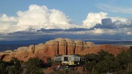 Camping & Lodging: Poison Spider Mesa - Moab, Utah
