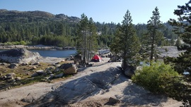 Camping & Lodging: The Rubicon Trail - Pollock Pines, California