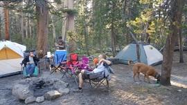 Camping & Lodging: 3N93 - Holcomb Creek Trail - Big Bear City, California