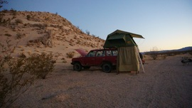 Camping & Lodging: Mojave Road - Baker, California