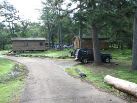 Camping & Lodging: K-Trail Western Half - Clayton, Oklahoma