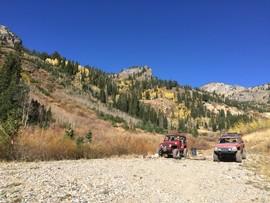 Camping & Lodging: Mary Ellen Gulch - Alpine, Utah