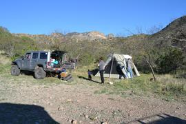 Camping & Lodging: Jackson Cabin/Muleshoe Ranch Road FR #691, Arizona - Willcox, Arizona