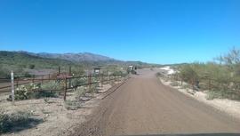 Camping & Lodging: AZCO Mine Road - Black Canyon City, Arizona