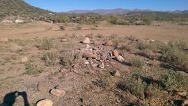Camping & Lodging: Little Pan Mine Road - New River, Arizona