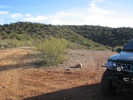 Camping & Lodging: Black Canyon Creek, Arizona - Black Canyon City, Arizona