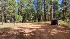 Camping & Lodging: Turkey Butte Lookout Loop - Kachina Village, Arizona