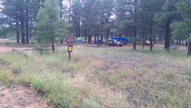 Camping & Lodging: Fry Canyon Trail - Kachina Village, Arizona